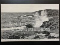 CANADA: Shore of Lake Superior on Canadian Pacific Railway c1908