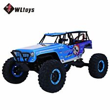 WLtoys10428A 2.4G 1:10 RC Car Off-Road Wild Track Warrior HIGH SPEED 30KM/H