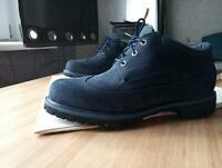 LIMITED EDITTION TIMBERLAND A1R6E Men Engineered Garment X  oxford  Navy