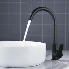 lavabo évier mitigeur robinet cuisine salle de bain robinets simple levier noir