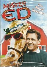Mister Ed New Sealed DVD Final SEASON  6= 2-Discs