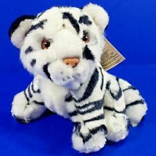 Russ Siberian Tiger Cub Plush Caress Soft Pet #1562 Babes in the Wild 6 In w Tag