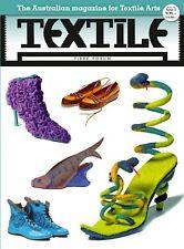 TEXTILE FIBRE FORUM magazine issue 106 - Brand New