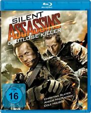 BLU-RAY - SILENT ASSASSINS - LAUTLOSE KILLER - NEU/OVP