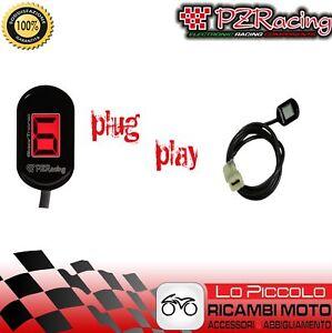 Gear Indicator Geartronic Zero PZRACING Kawasaki W800 2011 2012 2013 2014 2015