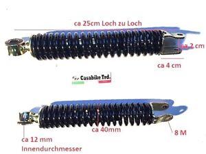 2x Federbein Stossdämpfer Hinten 27 Modell 125 ccm Motorroller Retro Roller
