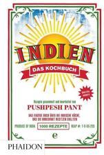 Deutsche Kochbücher aus Indien als gebundene Ausgabe