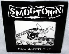 "SMOGTOWN All Wiped Out 2x7"" EP PUNK ROCK Gross Polluter SMUT PEDDLERS US Bombs"