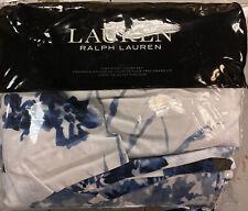 Ralph Lauren Flora 3-Pc. Cotton King Duvet Cover Set