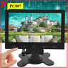 "7"" Zoll LCD Monitor HD Mini Bildschirm for PC CCTV Kamera DSLR Raspberry PI 16:9"