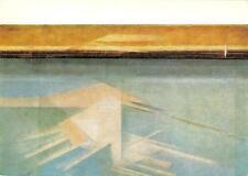 "vintage greeting artistcard Feininger ,Feininger , bird clouhgt ""2887"""