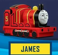 McDonald's happy MEAL toy. Thomas & Friends  < JAMES>. © McD 2018