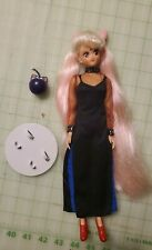 Vintage Sailor Moon Wicked Lady Irwin Deluxe Adventure Doll 1997