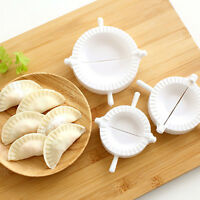 MJ087 3pcs Press Ravioli Dough Pastry Pie Dumpling Maker Gyoza Mold Mould Tool