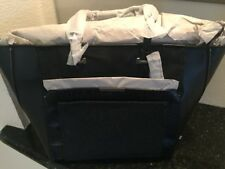 Coach Taylor Wool Croc Large Tote