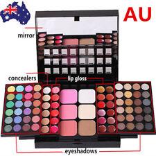 Professional Makeup Eyeshadow Palette Blush Lip Gloss Beauty Cosmetic Set Kit