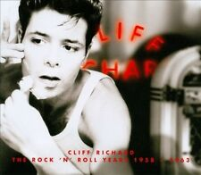 CLIFF RICHARD - THE ROCK 'N' ROLL YEARS, 1958-1963 NEW CD