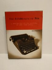 The Autobiography Box By Brian Bouldrey Writing Guide Tool Kit