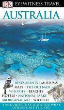 Australia (DK Eyewitness Travel Guide) (Flexibound)