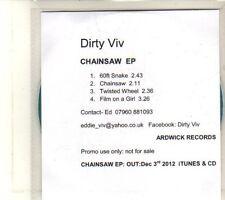 (DT31) Dirty Viv, Chainsaw - 2012 DJ CD