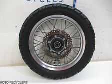 08 KLR650 KLR 650 rear wheel rim   23