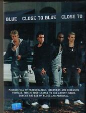 DVD - CLOSE TO BLUE - PERFORMANCES INTERVIEWS + MORE  R2 > DISC-COUNT SHOP
