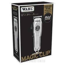 Wahl Magic Clip Cordless Clipper Metal Edition 8509 DUAL VOLTAGE 120V-220V