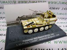 PZ35 Tank (Tanque) militar 1/72 PANZER nº35 Flakpanzer 38 t gepard SdKfz140