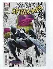 Symbiote Spider-Man # 1 Variant 3rd Print NM Marvel