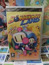 Sony PSP:Bomberman Land [TOP HUDSON SOFT & 1ERE EDITION] NEUF - Fr