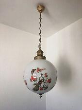 Französische Design Kugel-Pendelleuchte 1-flammig Ball Antique