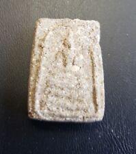 Old Thailand  Somdej Buddhist Temple Amulet