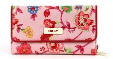 Oilily Classic Ivy L Wallet Geldbörse Geldbeutel Portemonnaie Pink Rosa