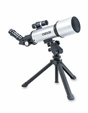 Carson Sky Chaser 70mm Refractor Beginner Telescope with Tabletop Tripod For ...