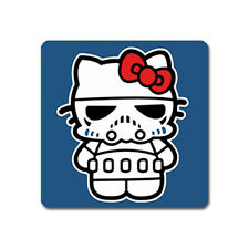 Hello Kitty Star Wars Stormtrooper  Refrigerator / Toolbox Magnet - cute gift