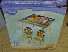 Kindertisch und Stühle Winnie the Pooh Disney