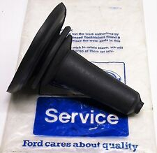 MK1 MK2 ESCORT GT TWIN CAM MEXICO GENUINE FORD NOS RUBBER GEAR LEVER BOOT