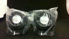 Lenovo M0520 2.0 Speaker System - 2 W RMS - Black - 90 Hz - 20 kHz - USB