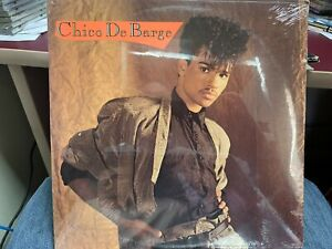 CHICO De BARGE Sealed Self-Titled LP 1986 MOTOWN 6214ML SEALED