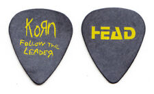 Korn Brian Head Welch Follow the Leader Black Guitar Pick - 1998 Tour