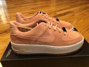 Nike Women's AF1 Sage Low Coral Stardust AR5339 603 Size 6