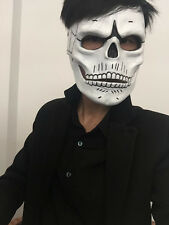 New  FRP Skull Skeleton Full Face Mask Cosplay Props For James Bond 007:Spectre