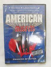 American misfits DVD 2003 jason wee man acuna skateboarding tv show