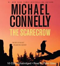 The Scarecrow by Michael Connelly ( 5 CD, Unabridged) NEW sealed Free Shipping