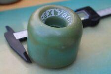 Variflex Green Rare 1980's Conical 63mm 57mm WH7 Vintage Skateboard SINGLE WHEEL