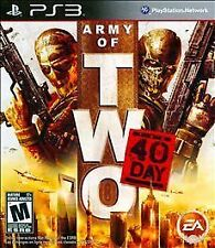 Army Of Two The 40th Day Playstation 3 Ps3 Game Disc Only