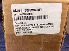 Ships Fast Brand New In Box Western Digital WD10EARS 1 TB Caviar Green 64 MB