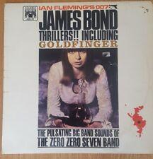 Ian Fleming 007 James Bond thrillers Vinilo 1965 mal 590