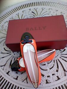 bally leather shoes size 4.5