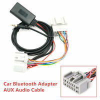 Bluetooth Adapter AUX Audio Cable for VOLVO C S V XC 30 40 50 60 70 80 90 Radio